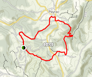 Camy-Payrac Loop Map