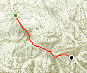Jeti-Ögüz to Teleti Valley (Day 1/5 Jeti-Ögüz to Altyn-Arashan/Ak-Suu) Map