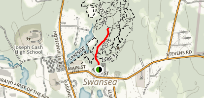 Roots Trail Map
