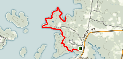 Volunteer Trail Map