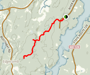 River Link Trail Map