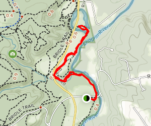 Chagrin River Trail Map