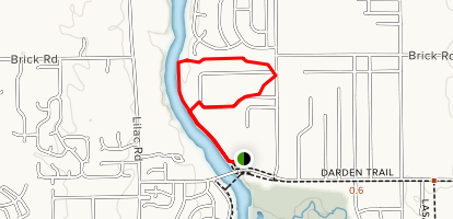 Clay Park River Trail Map