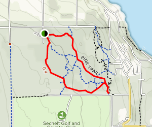 Pink Trail Map