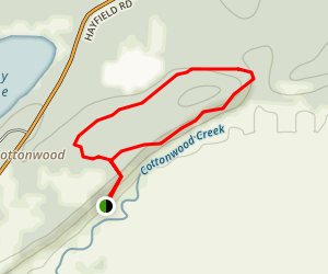 Scout Ridge Trail Map