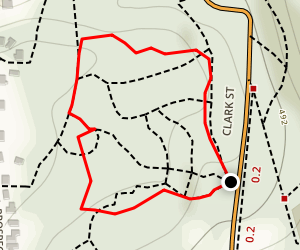 Wilderness Park North Loop Map