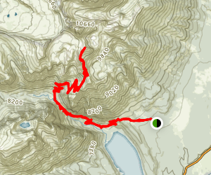 Static Peak Map