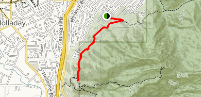 Z Trail Map