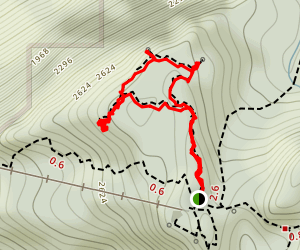 The Panorama Trail Map