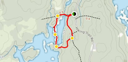Old Annapolis Road Trail Map