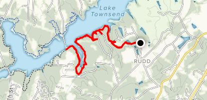 Townsend Trail Map