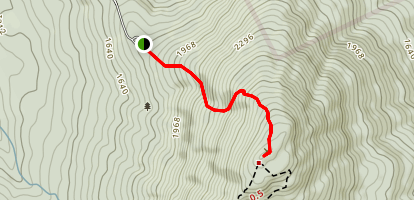 Winslow Trail Map