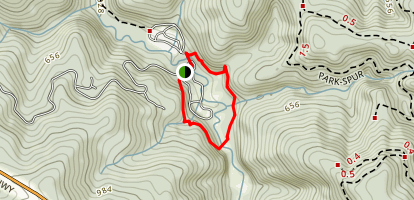 Trestle Loop Trail Map