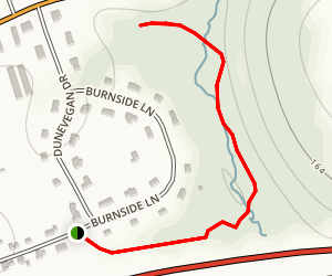 Burnside/Dunvegan Trail Map