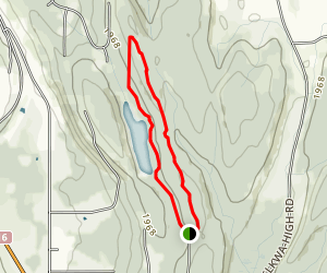Call Lake Trail Map