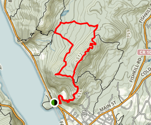 Under Cliff Trail Map