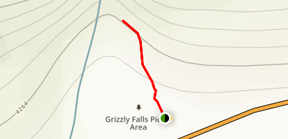 Grizzly Falls Map