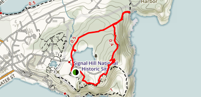 Burma Road Trail Map