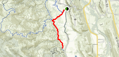 Eden Valley Spur Map