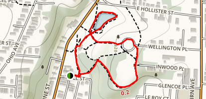 Inwood Park Map