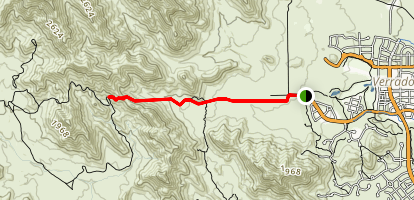 Verrado Trail Map