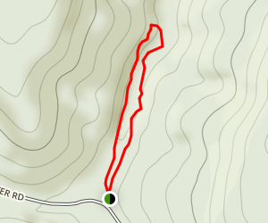 Rock Run Loop Map