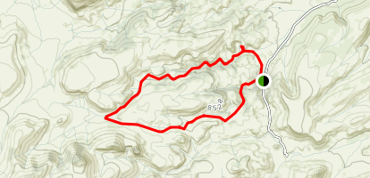 Deadmans Loop Map