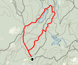 Ferret Loop Trail Map