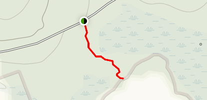 Clay Pond Access  Map