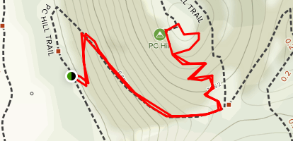 PC Hill Map