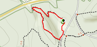 Jim Bailey Nature Trail Map