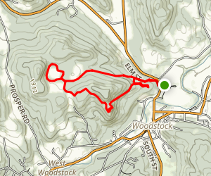 The Pogue Trail Map