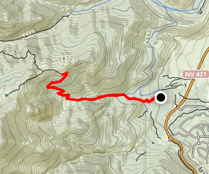 Jones Creek Trail  Map