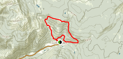Sundance Loop Map