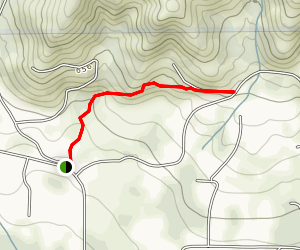 Wiman Trail (CLOSED) Map