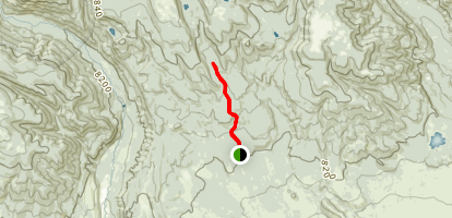 Crow Canyon Trail Map