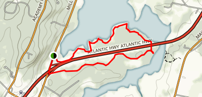 Salt Bay Heritage Trail  Map