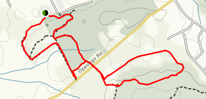 Renfrew Millennium Trail Map