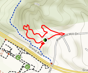 Oak Grove Loop Map