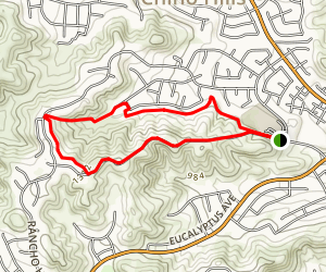 Ridgeview Loop Map