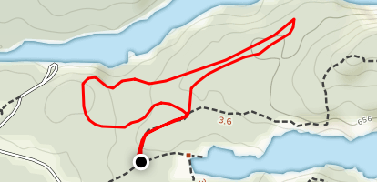 Etienne Trail Map