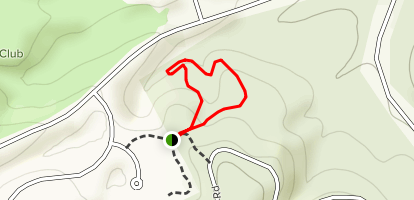Vellano Loop North Map