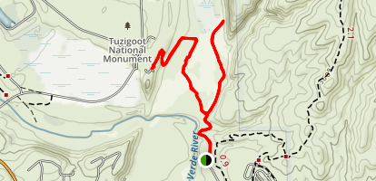 Tavasci Marsh Trail Map