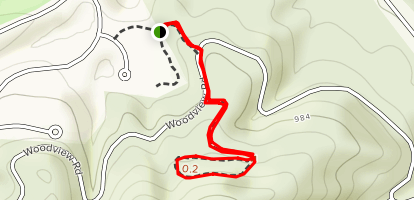Vellano Loop South Map