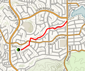 Hickory Creek Trail Map