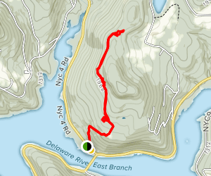 Shavertown Trail Map