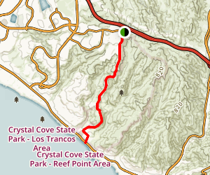 Jeep Trail Map