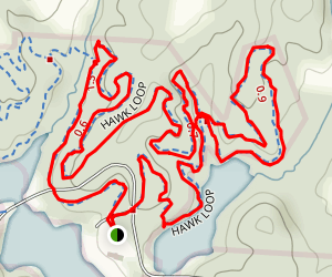 hawk loop and hicks creep loop map