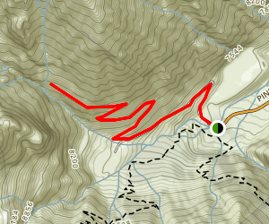 Morgan Pass Map