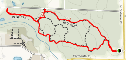 Marshall-Freeman Red-Yellow Loop Map
